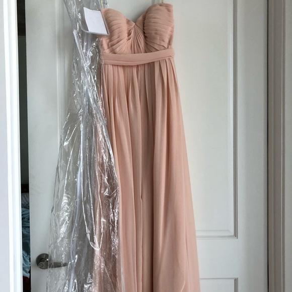 76309759cff74 Jenny Yoo Dresses   Mira Dress In Blush   Poshmark